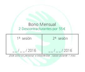 Bono mensual 2