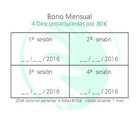 Bono mensual 4